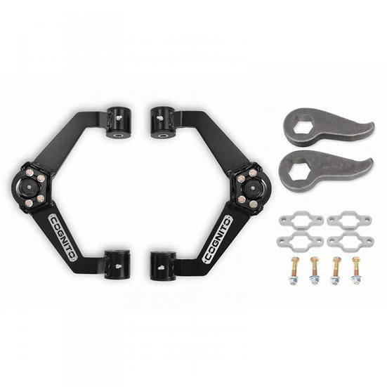 """Cognito 2"""" Performance Leveling Kit (2011-2019 GM 2500/3500)"""