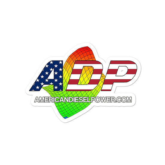 ADP Profile-Cut Stickers