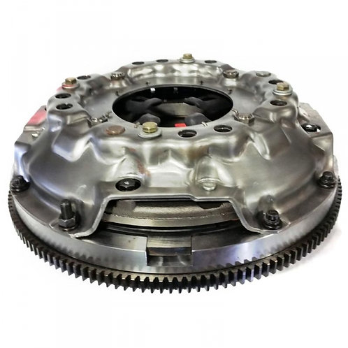 Valair Competition Sintered Iron Dual Disc Clutch (2005.5-2018 Ram 5.9/6.7L G56)