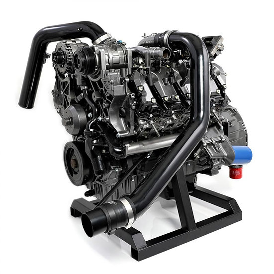 HSP Hot Side Intercooler Pipe (2001-2010 GM 6.6L Duramax)