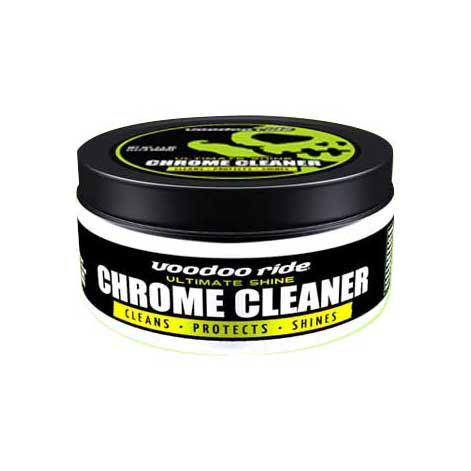 Voodoo Ride Ultimate Shine Chrome Cleaner