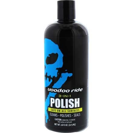 Voodoo Products 3-in-1 Polish