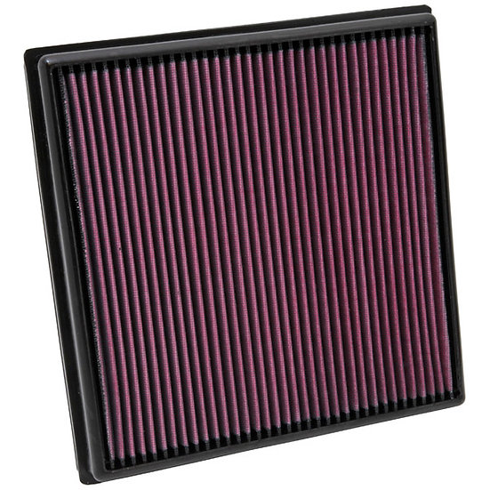 K&N High-Flow Replacement Air Filter (2014-2015 Chevy Cruze 2.0L Diesel)