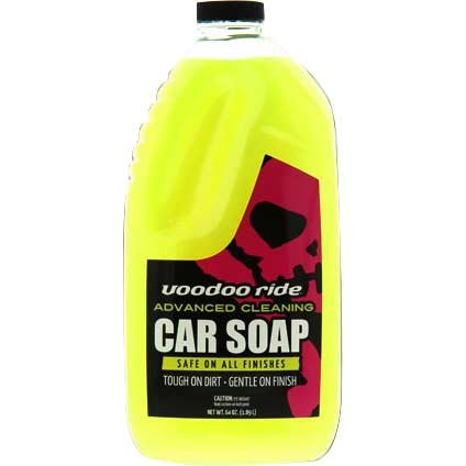 Voodoo Ride Advanced Cleaning Car Soap