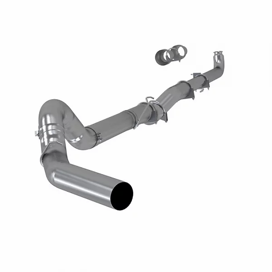 "MBRP 5"" PLM Series Downpipe-Back Exhaust (2001-2007 6.6L Duramax)"