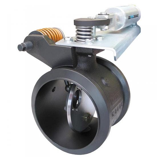 Pacbrake Inline Mount Exhaust Brake (2007.5-2018 6.7L Cummins)