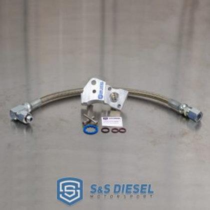 S&S Diesel Motorsport CP4 Bypass Kit (6.7L Powerstroke)