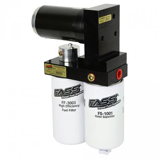 FASS Titanium Signature Series Fuel System (2017-2019 6.6L Duramax L5P)