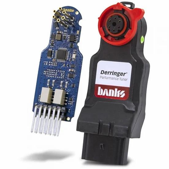 Banks Power Derringer Tuner (Gen 2) w/ Switch (2014-2018 3.0L Ecodiesel)