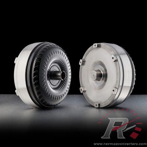 RevMax AS68RC Ram Five Disc Billet Stage 5 Torque Converter
