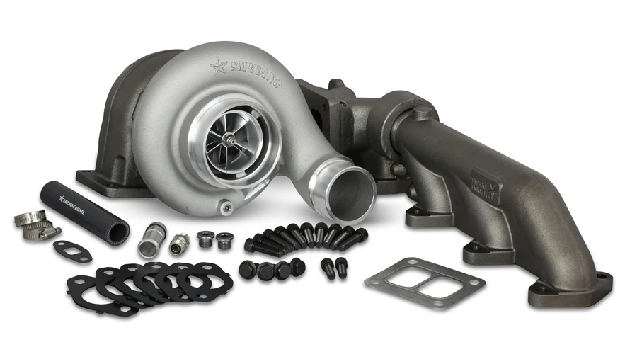Smeding Diesel S300 Turbo Kit (2007.5-2018 6.7 Cummins)