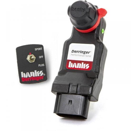 Banks Power Derringer Tuner (Gen 2) W/ Switch (2011-2019 6.7L Powerstroke)