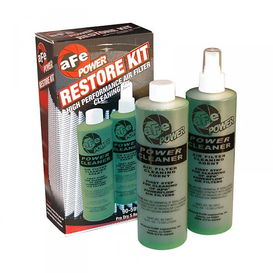 AFE Air Filter Restore Kit Pro Dry S FIlters (Pro Dry S Media Air Filters)