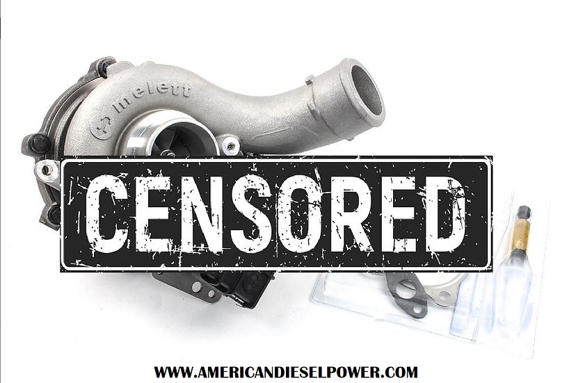 ADP VGT Turbocharger Upgrade