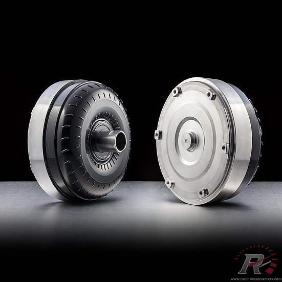 RevMax Allison 1000 Billet Triple Disc Stage 5 Torque Converter (2001-2016 GM)