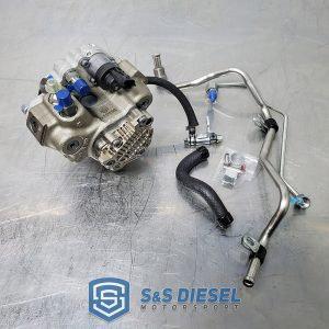 S&S Diesel Motorsport CP3 Pump Conversion (LML Duramax)