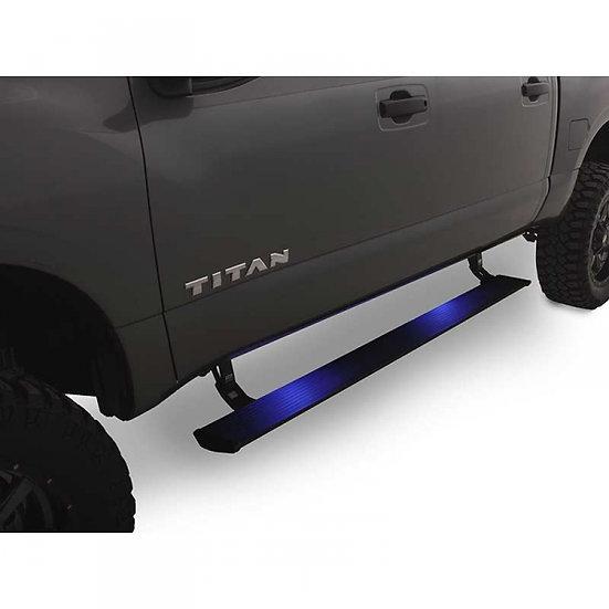AMP Research Powerstep Plug-N-Play (2016-2019 Titan Regular & Crew Cabs)