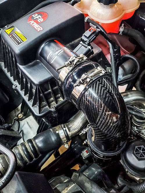 ADP Carbon Fiber Intake System (2016-2020 2.8L Duramax)