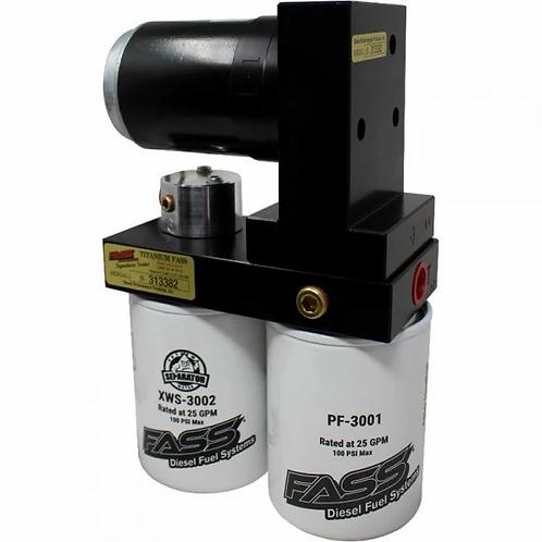 FASS Titanium Signature Series 100GPH Fuel System (2001-2010 GM 6.6L Duramax)