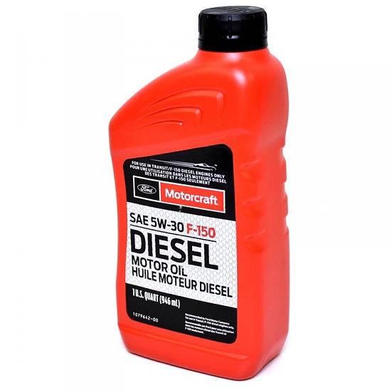 Ford Motorcraft 5W-30 Diesel Motor Oil