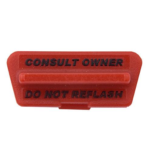 Do Not Flash OBD2 Plug (Universal)