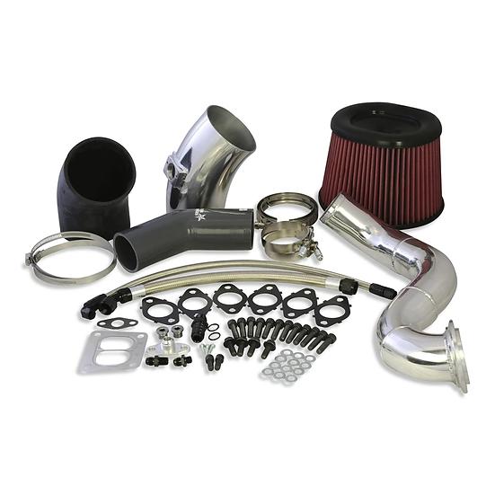 Smeding Diesel S400 Kit W/ Turbo and Manifold (2013-2018 6.7L Cummins)