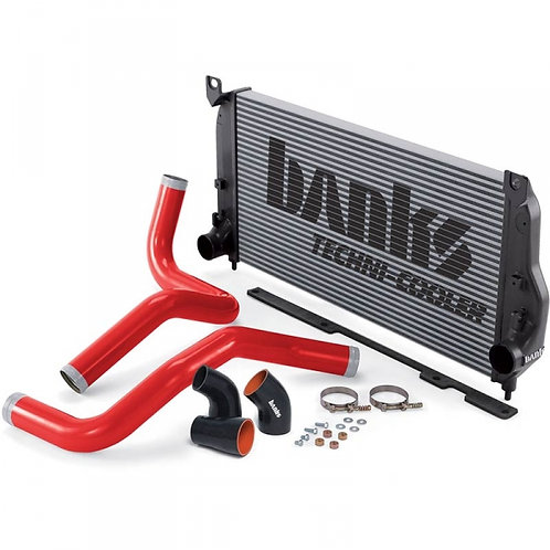 Banks Power Techni-Cooler Intercooler System (2001-2004 6.6L Duramax LB7)