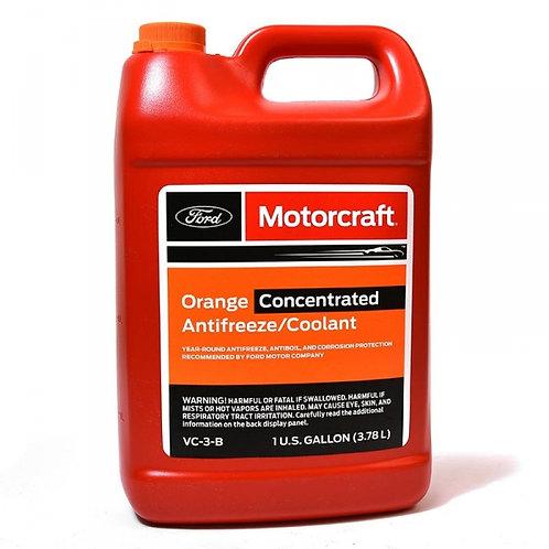 Motorcraft Orange Concentrated Antifreeze/Coolant