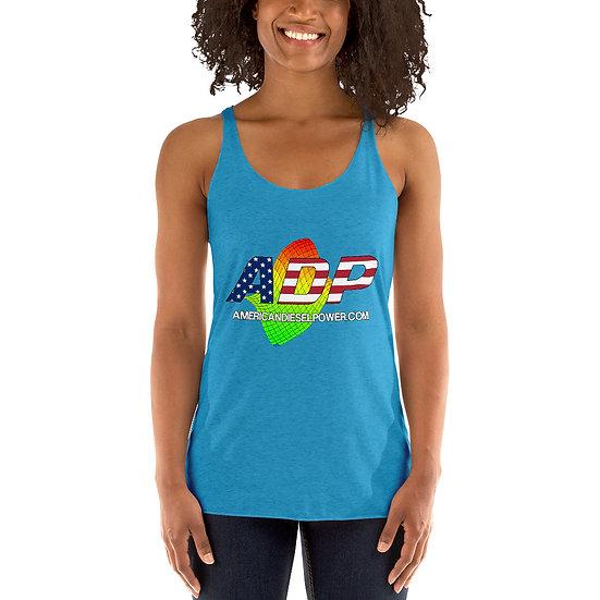ADP Women's Racerback Tank