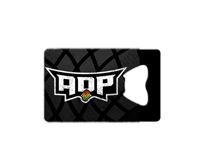 ADP Credit Card Bottle Opener