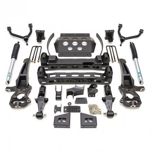 "ReadyLift 8"" Lift Kit w/Upper Control Arms+Bilstein Shocks (2019-2020 GM 1500)"