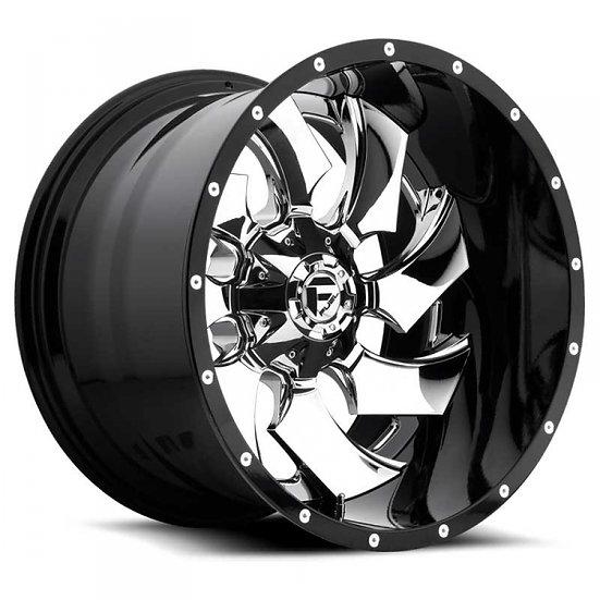 Fuel Off-Road Cleaver Wheel