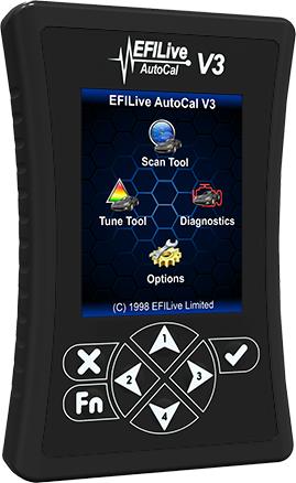 EFI Live Autocal V3