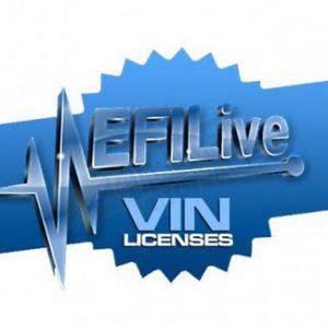 EFI Live VIN License