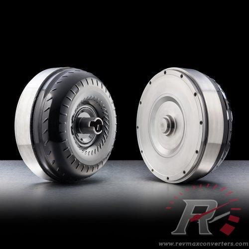 RevMax Stage 4 Billet Multi Disc Torque Converter (2007.5-2020 Ram 68RFE)