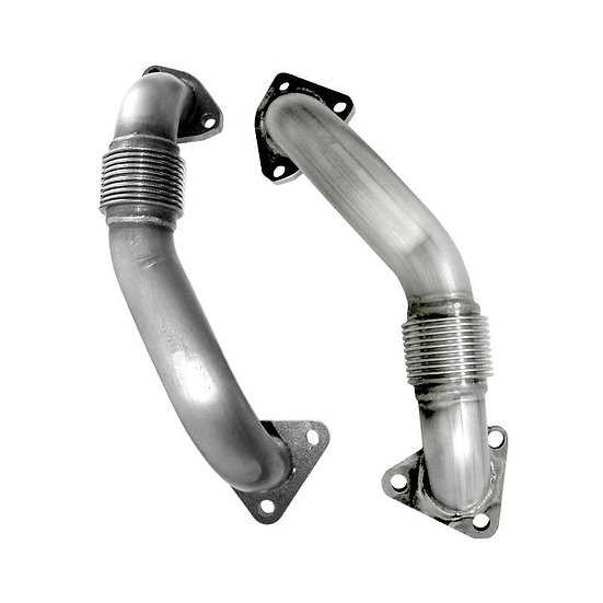 PPE Replacement Up-Pipes (2001-2016 6.6L Duramax)