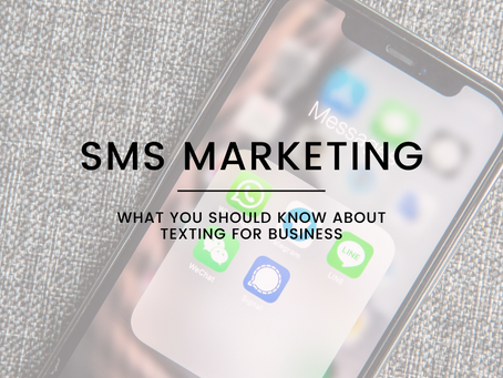 SMS Marketing: What You Should Know