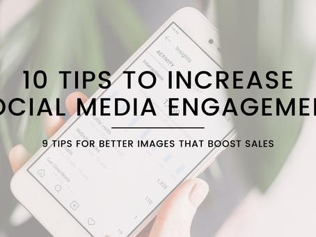10 Ways to Increase Social Media Engagement