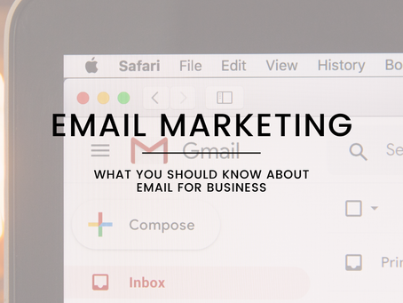 Everything You Need To Know About Email Marketing: 12 Reasons Why You Should Be Using Email