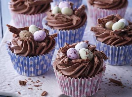 Freya's Nest Cupcakes