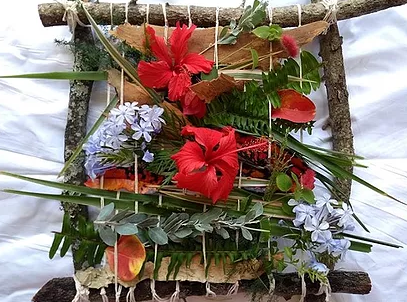 Nature Weaving Extension - Making Your Own Loom