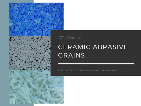 Ceramic Abrasive Grain Basic and Application