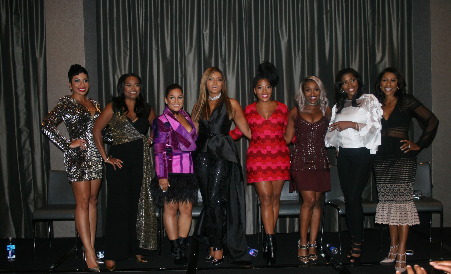 Cast of Married To Medicine.JPG