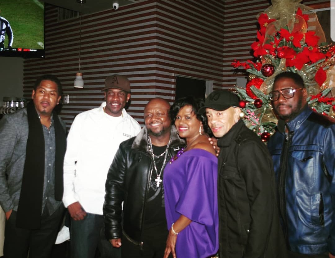 Alfreda Stokes Charity with Silk