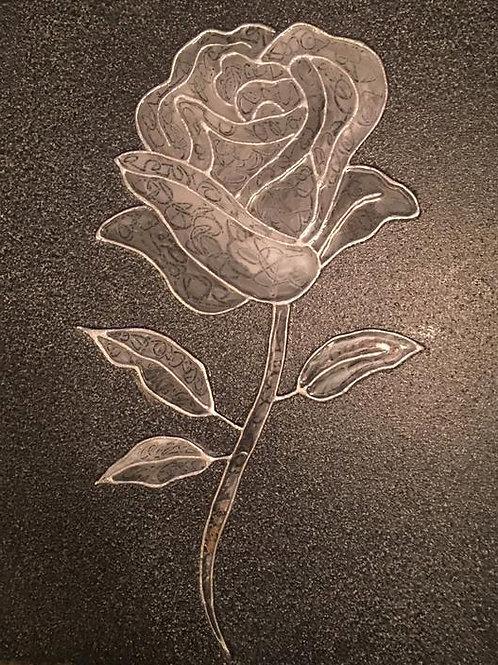 Rose (Grey/Silver)