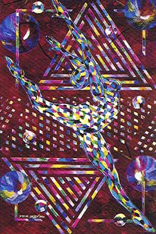 Tridiaspheric Ballet