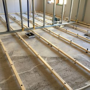 How to install Duragreen Fiber cement board on floors