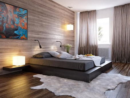 Ideas for Using Fiber Cement Board As A Decorative Interior Surface