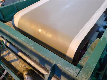 HOW TO MAKE NON-ASBESTOS CORRUGATED ROOFING SHEET