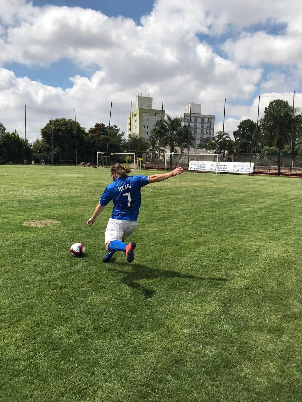 Futebol Caio Milane 5